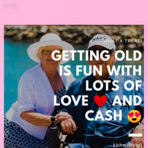 Why you should still save money in your 60s