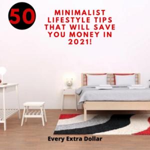 Minimalist Lifestyle Tips